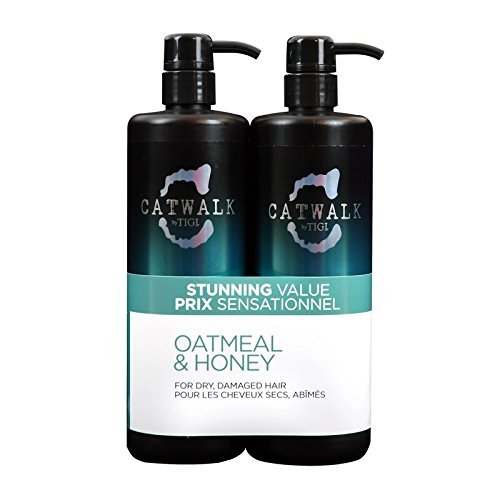 Oatmeal & Honey by TIGI Catwalk Oatmeal & Honey Tween Set - Shampoo 750ml & C...