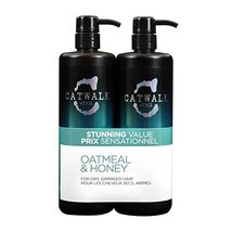 Oatmeal & Honey by TIGI Catwalk Oatmeal & Honey Tween Set - Shampoo 750ml & C... - $43.38