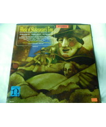 VINYL ALBUM - Music Of Shakespeare's Time - Raymond Leppard -  2 LP Set - $7.00