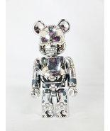 Medicom Toy Be@rbrick BEARBRICK 100% Series 32 SF TERMINATOR Genisys T-8... - $34.19