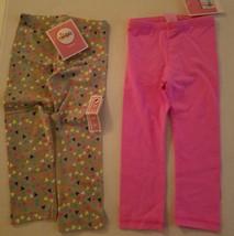 Circo Girls Toddler  Leggings  Size 3T  NWT  Pink or  Geometric - $4.75