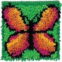 Blenders (Countertop) Wonderart Butterfly Latch Hook Kit 8 X 426137C Spi... - $17.16