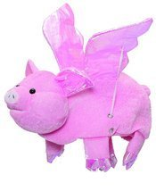 J21263 Flying Pig Hat With Flapping Wings - €8,68 EUR