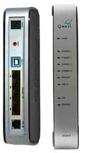 QUEST 2WIRE 2701HG Gateway WIRELESS G modem ROUTER DSL WiFi ethernet 4 port - $32.63