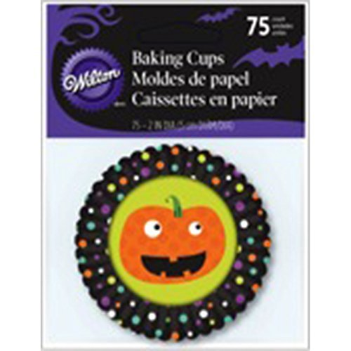 Primary image for Wilton W51798 Standard Baking Cups-Pumpkin 75/Pkg