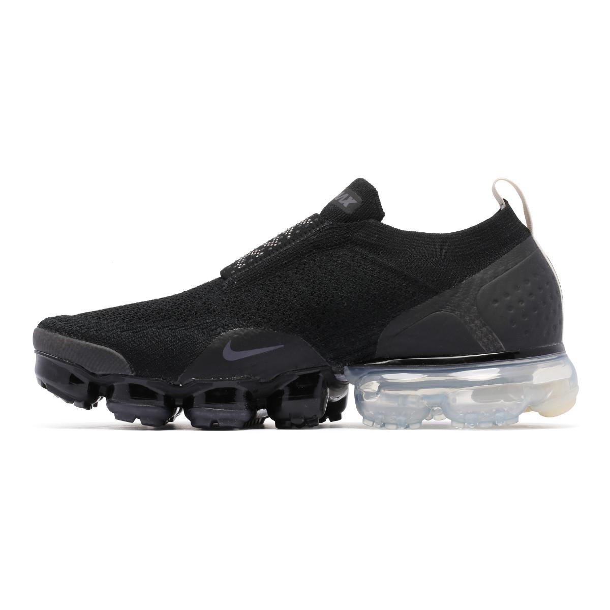 9f7e31366184a Nike Air VaporMax Moc 2 (Black  Light Cream  White Thunder Grey) Men