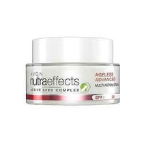 Avon Nutra Effects Ageless Advance Multi Action Day Cream SPF 20 50 ml New Boxed - $6.45