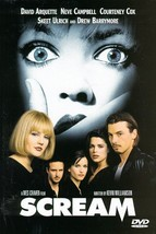 Scream DVD - $1.50