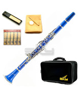 **GREAT GIFT**New Band Approved Sky Blue Clarinet HOLIDAY SPECIAL - $79.99
