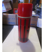 Vintage Red Thermos 22A63 1971 King-Seeley - $6.85