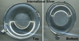International Silver Co Silverplate Bowl 248 w/... - $14.41