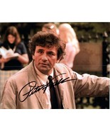 PETER FALK  Authentic Autographed Hand Signed Photo w/ COA -315 - $85.00