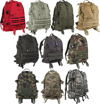 Military Molle Tactical Assault Pack Large Transport Backpack - $106.13