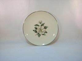 Laughlin Rhythm Double Magnolia Eggshell 5 3/8 Sm Bowl Silver Design K55... - $15.00