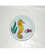 Sea Horse Gallery Glass Tap Nightlight - $10.00