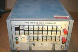 Tektronix Type 184 Time Mark Generator, for Calibration, turns on Nice C... - $242.55