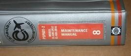 Canadair Challenger CL-600-2A12/2B16 Maintenance Vol 8  PSP601-2  601-3A - $148.50