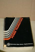 GE Power Transistors MOSFET's IGT Bipolar Power Semiconductors datasheet catalog - $148.01