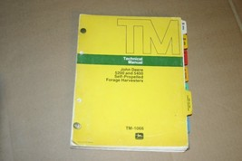 JD John Deere 5200/5400 Forage harvester Tech Manual - $71.23