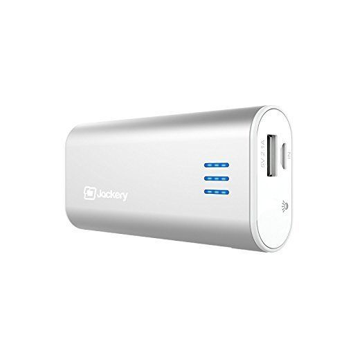 Primary image for Bar Premium 6000 mAh External Battery Charger - Portable Charger and Power Bank