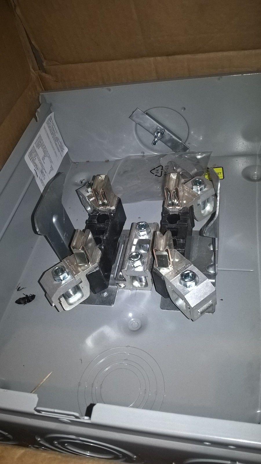 Siemens Suat417-xgf 200-amp Overhead Or and 13 similar items