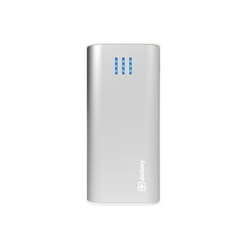 Bar Premium 6000 mAh External Battery Charger - Portable Charger and Power Bank