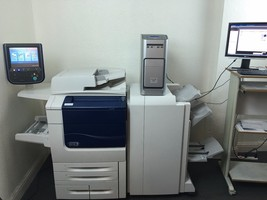 Xerox Color 560 Copier Printer Scanner with EX5... - $6,237.00