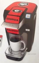 Keurig University of Georgia Decal Set for K10 Mini Plus Coffee Brewer B... - $9.84