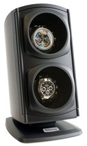 Versa Automatic Double Watch Winder - Black - $69.25