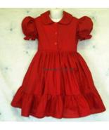 NEW Handmade Girl Petticoat Dress Deluxe Custom Size 12M-14 Yrs(More Col... - $69.98