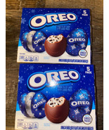 Oreo Chocolate Creme Cookie Eggs 2-Boxes 10-Count 1.09 oz Each ~ Expires... - $19.62