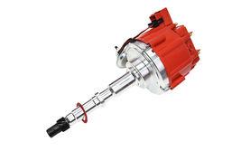 A-TEAM  AMC JEEP CJ5 CJ7 304 360 401 V-8 HEI DISTRIBUTOR RED 65K VOLT COIL image 6