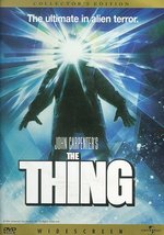 The Thing (1982) DVD