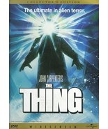 The Thing (1982) DVD  - $3.95