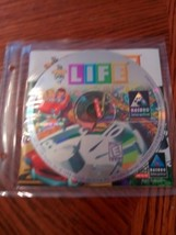 The Game Of Life (PC Windows 95/98) CD Rom Complete game VG Hasbro - $7.10