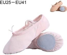 SOOCAN Women's Summer Ballet Slippers Ballet Shoes For Woman Danseuse C... - $12.23