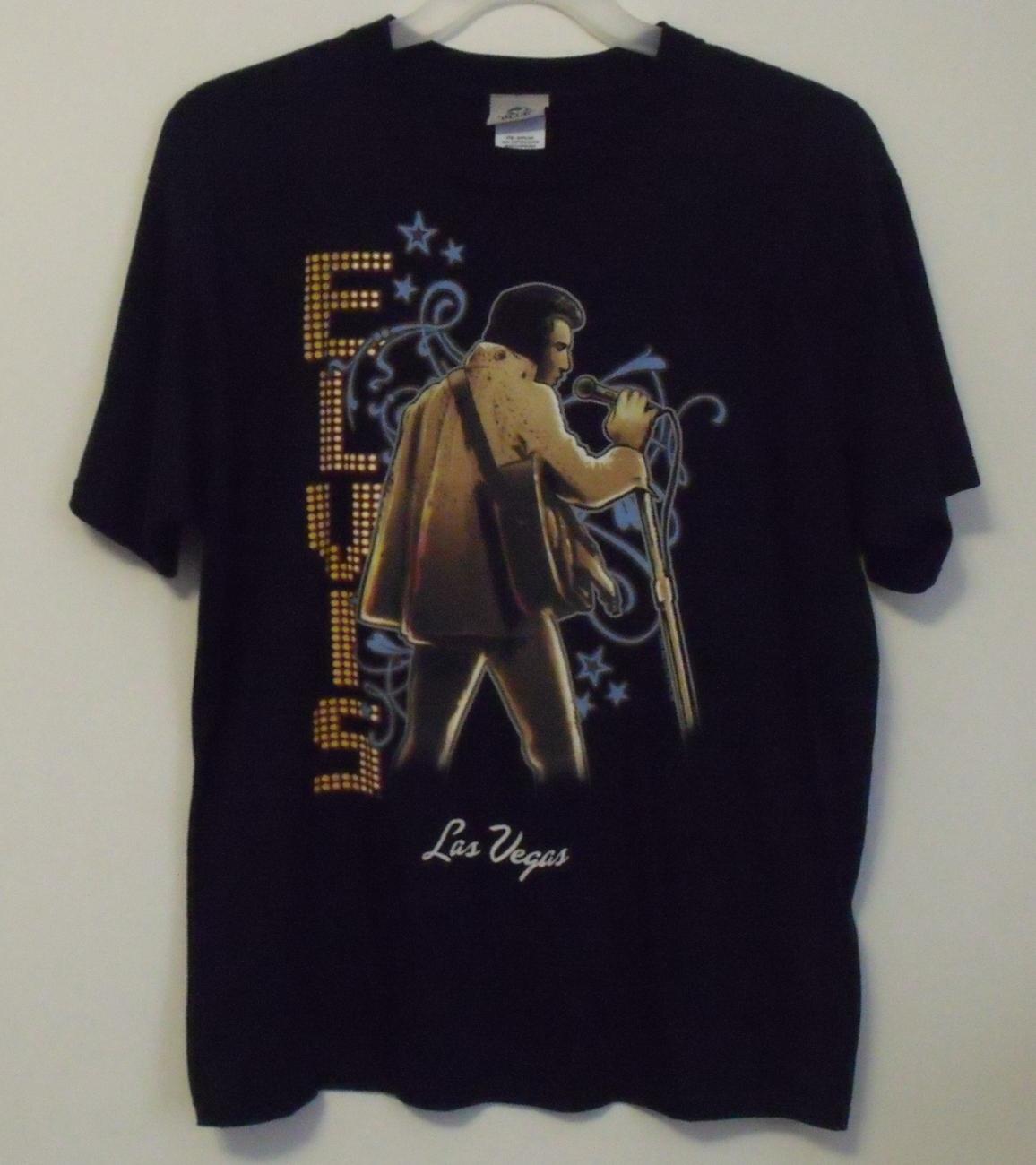 Elvis tshirt front