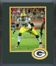 Jason Spriggs 2016 Green Bay Packers - 11x14 Team Logo Matted/Framed Photo - $43.55