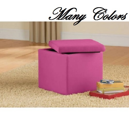 Pictures On Suede Cube Storage Ottoman Forskolin Free