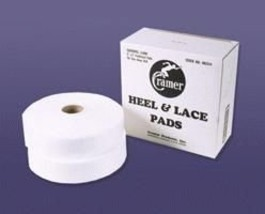 Cramer Heel and Lace Pads for Blister Prevention and Athletic Tape Protection, B