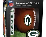 Game Pieces, Part NFL Green Bay Packers Shake n Score Dice MasterPieces 41505