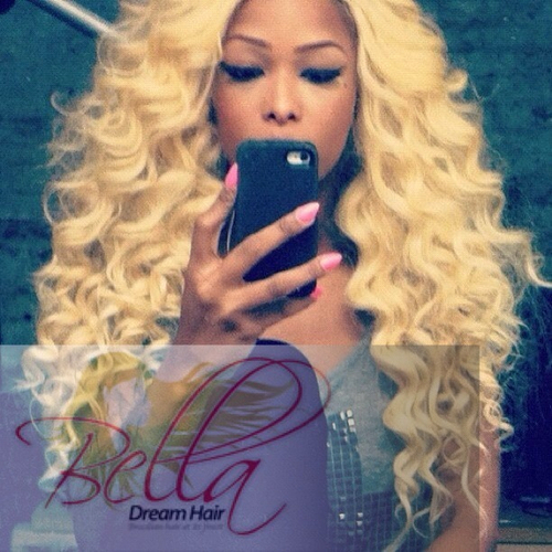 Primary image for Custom Made Beautiful Full Lace Front Wig