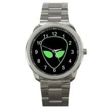 Alien Eyes Sport Metal Watch Gift model 15482986 - $15.99