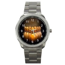 Bowling Sports Game Hobby Sport Metal Watch Gift model 26424308 - $15.99