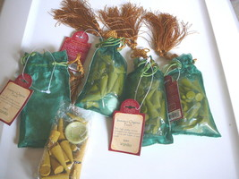 Incense Passage to Asia Incense in Organza Bag ... - $14.85