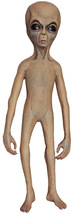 Alien Foam Filled Prop Lifesize UFO Roswell Martian Halloween Distortions - $179.90