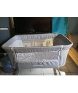 Bedside bassinet - $125.00
