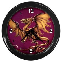 Dragon Decorative Wall Clock (Black) Gift model 14515374 - $18.99
