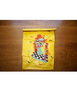Ronald McDonald Lunch Bag (McDonald's) - $5.00