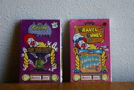 Scary Sound Effects and Travel Tunes  Cassettes (McDonald's) - $5.00